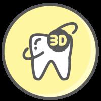 3D齒雕ICON01